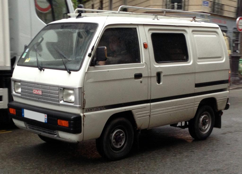 Mini Fourgon Van Superbarbicane